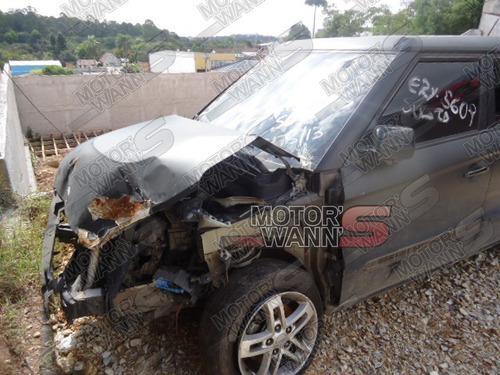 kia soul 2010/ 2011 sucata para retirada de peças