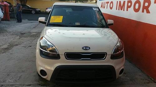 kia soul 2012 automatica de oportunidad recien importado