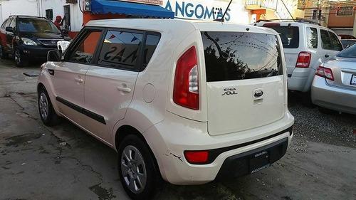 kia soul 2012 recien importada nueva de fabrica