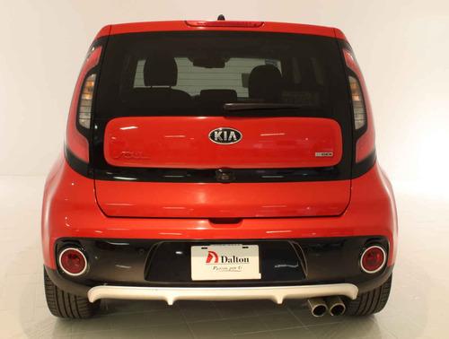kia soul 2018 5 pts. sx, 1.6t, 202 hp, ta6, a/ac aut, f. le