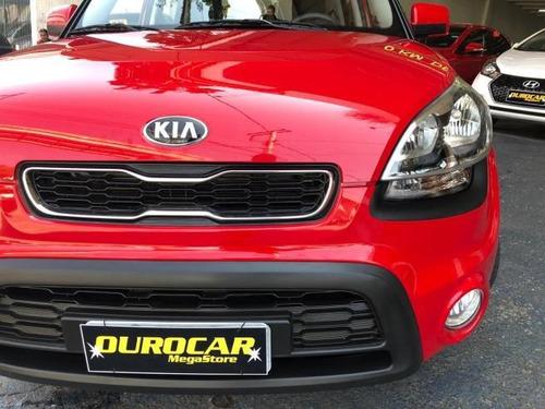 kia soul ex 1.6 16v flex aut. 2014