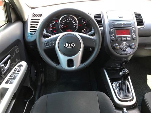 kia soul ex 1.6 aut. flex 2012 completo unico dono