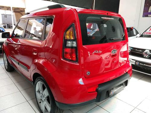kia soul ex 1.6 aut suv completo 2011
