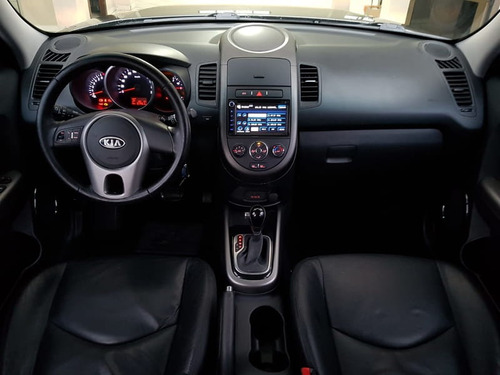 kia soul ex-at 1.6  flex 2013