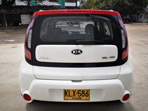 kia soul rise 1.6 modelo 2015