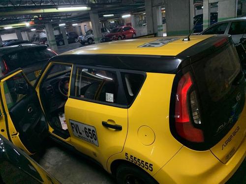 kia soul super eko taxi 2019
