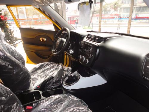 kia soul taxi