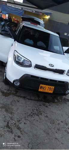 kia sould nueva unico dueño 26000km en garantia de fabrica .