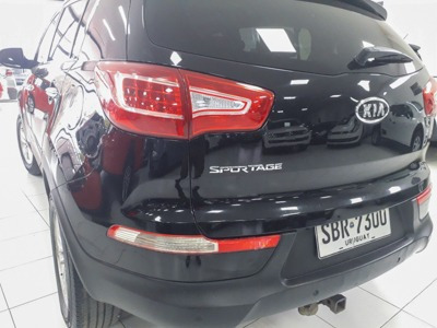 kia sportage 2.0 4x2 automática 2012 nafta negra - ref:1331