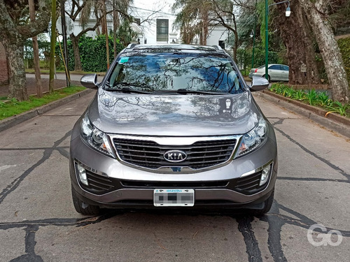 kia sportage 2.0 4x4 aut linea 2011 lista para transferir