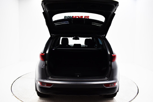 kia sportage 2.0 4x4  ex at cuero techo 2017 rpm showroom
