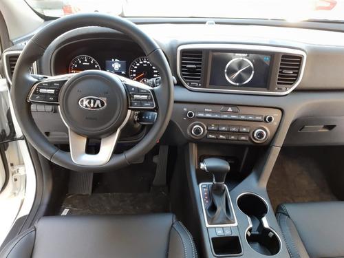 kia sportage 2.0 automatic - display 8 entrega inmediata