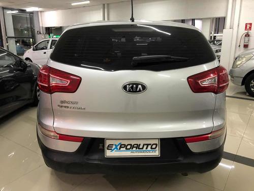 kia sportage 2.0 ex 2wd 163cv mt 2012