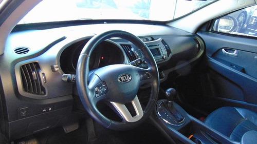 kia sportage 2.0 ex 4x2 16v flex 4p automático 2013/2013
