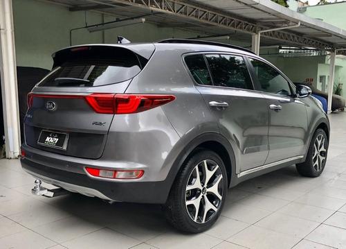 kia sportage 2.0 ex 4x2 16v flex 4p automático 2018/2019