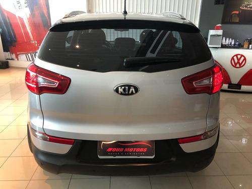 kia sportage 2.0 ex 4x2 16v flex 4p automático