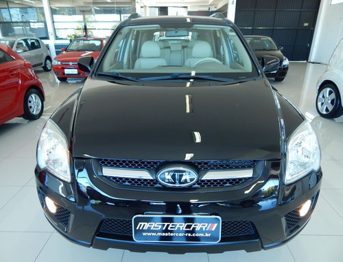 kia sportage 2.0 ex 4x2 16v gasolina 4p automatico 2010