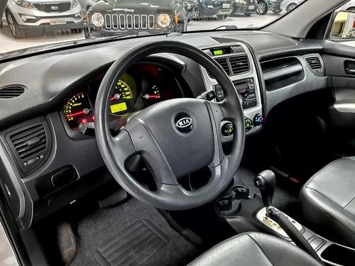 kia sportage 2.0 ex 4x2 aut. 5p 2010