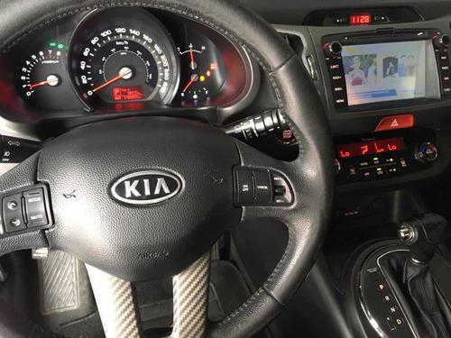 kia sportage 2.0 ex 4x2 aut. 5p 2011