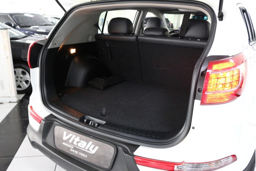 kia sportage 2.0 ex 4x2 flex aut. 2014 top de linha!! teto!!