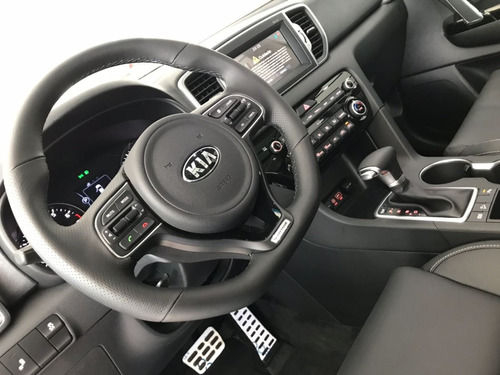 kia sportage 2.0 ex 4x2 flex aut. 5 portas