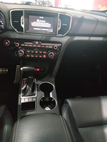 kia sportage 2.0 ex 4x2 flex aut. 5p 2017