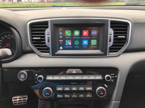 kia sportage 2.0 ex 4x2 flex aut. 5p 2018
