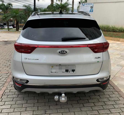 kia sportage 2.0 ex 4x2 flex aut. (new) 5p 2019