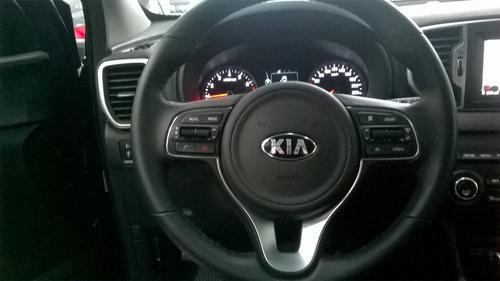 kia sportage 2.0 ex 4x4 at 2018 contado -financiado (m)