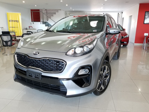 kia sportage 2.0 ex at 154cv 4x2