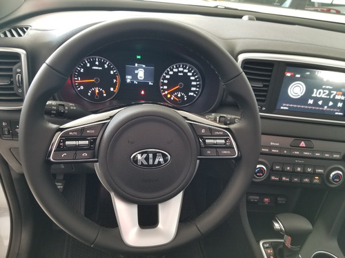 kia sportage 2.0 ex at 154cv 4x4