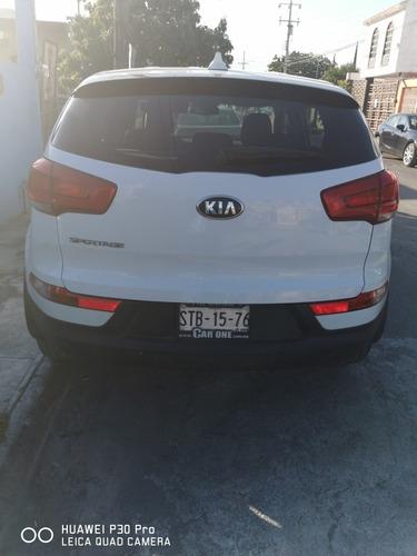 kia sportage 2.0 ex at 2016