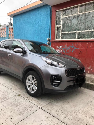 kia sportage 2.0 ex l at 2016