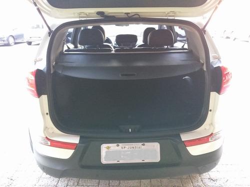 kia sportage 2.0 lx 4x2 aut. 5p 2012