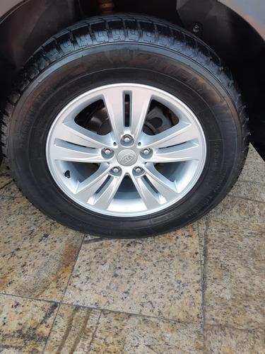 kia sportage 2.0 lx 4x2 aut pneus novos pra vender
