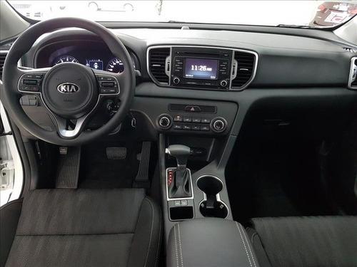 kia sportage 2.0 lx 4x2 flex aut. 5p completo 0km2018