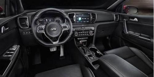 kia sportage 2.0 lx 4x2 flex aut. (new) okm a pronta entrega
