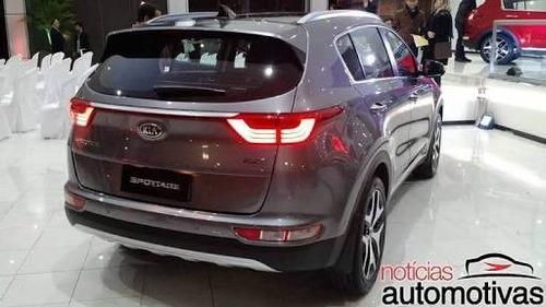 kia sportage 2.0 lx 4x2 flex aut. (new) r$ 107.999,99