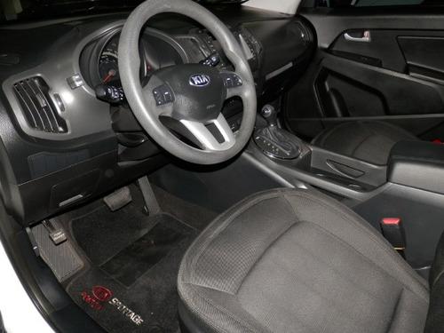kia sportage 2.0 lx 4x4 flex aut. 5p