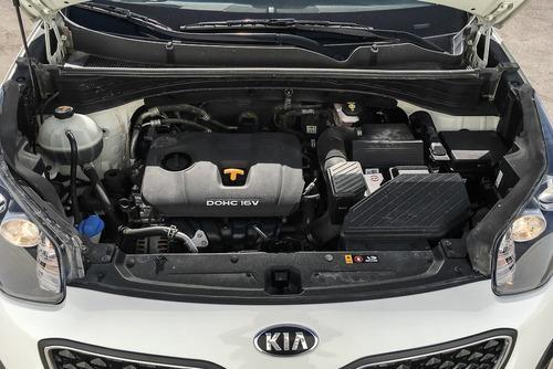 kia sportage 2.0 lx at 2016