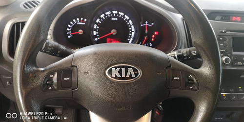 kia sportage 2.0 lx automatica 2014
