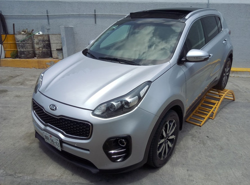 kia sportage 2.0 lx l at 2017
