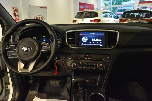 kia sportage 2.0 lx mpi at  4x2