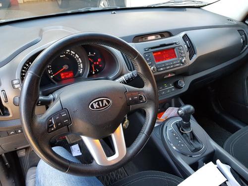 kia sportage 2.0 n 4x2 automática 2012