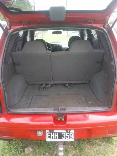 kia sportage 2.0 nafta 4x4 air bag abs 2003