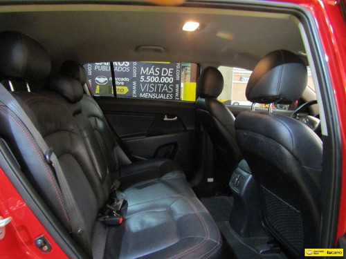 kia sportage 2.0 revolution gasolina 158 hp 4x2