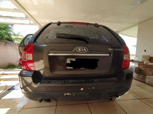 kia sportage 2008/09 - importado excelente.