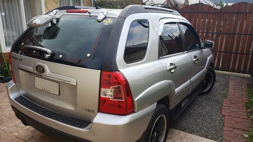 kia sportage 2009 petrolero 2.0