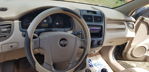kia  sportage 2010 gasolina/manual