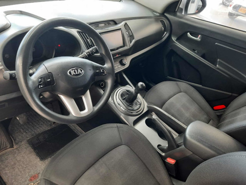 kia sportage 2014 2.0 4x2 revolution  166 hp